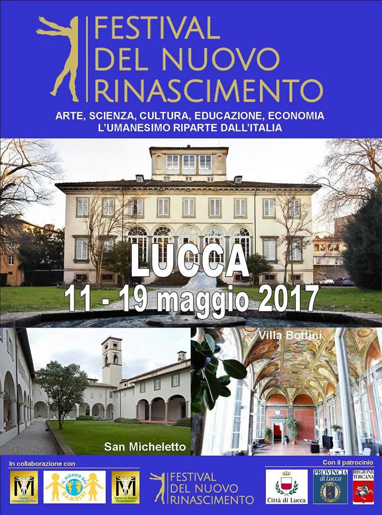 Festival del Nuovo Rinascimento a Lucca