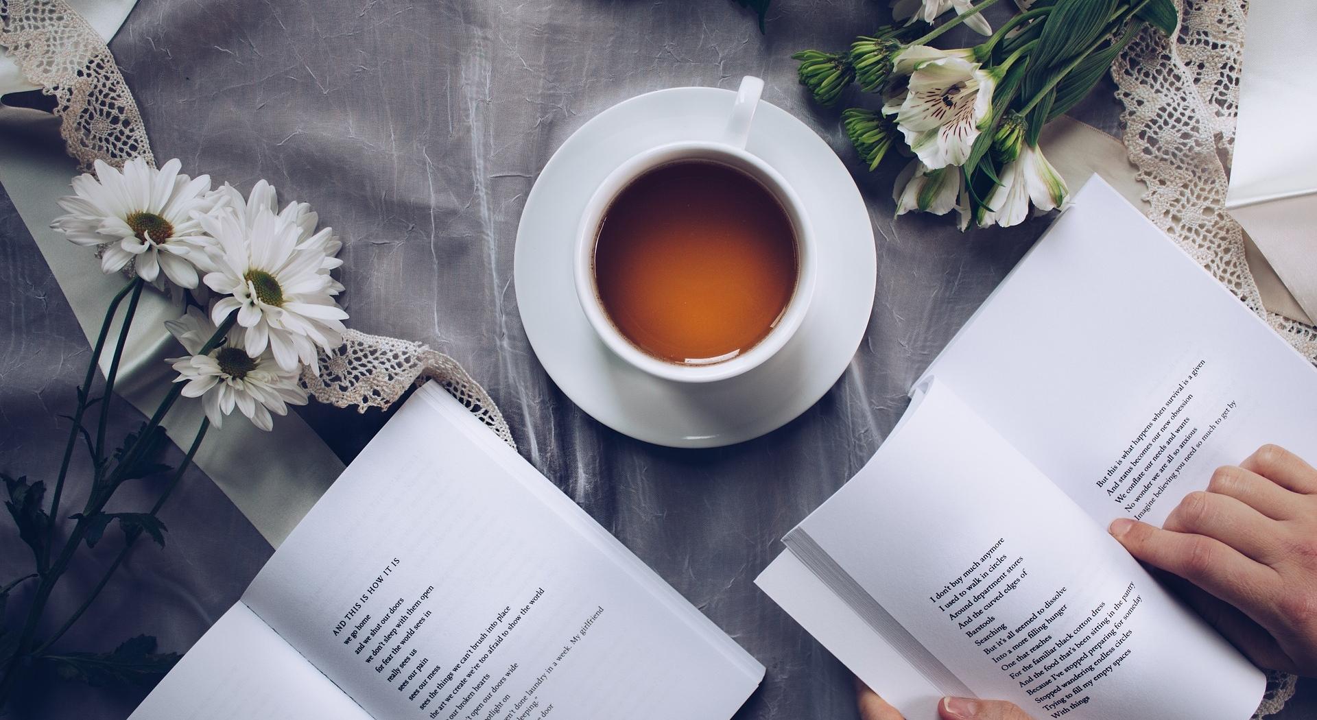 libri feng shui té