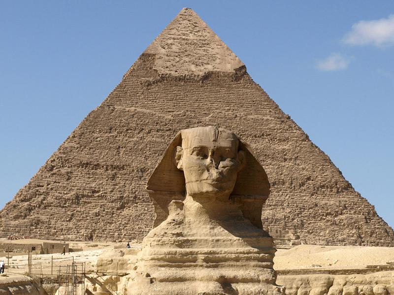 Viaggi dello Spirito: Egitto