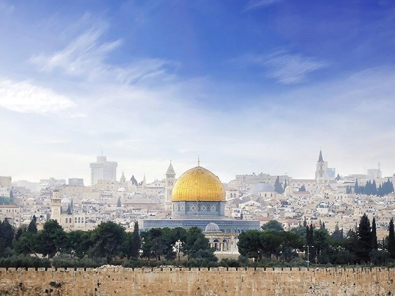 Viaggi dello Spirito: Israele